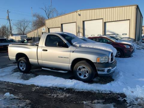 2003 Dodge Ram Pickup 1500 for sale at Certified Auto Exchange in Indianapolis IN