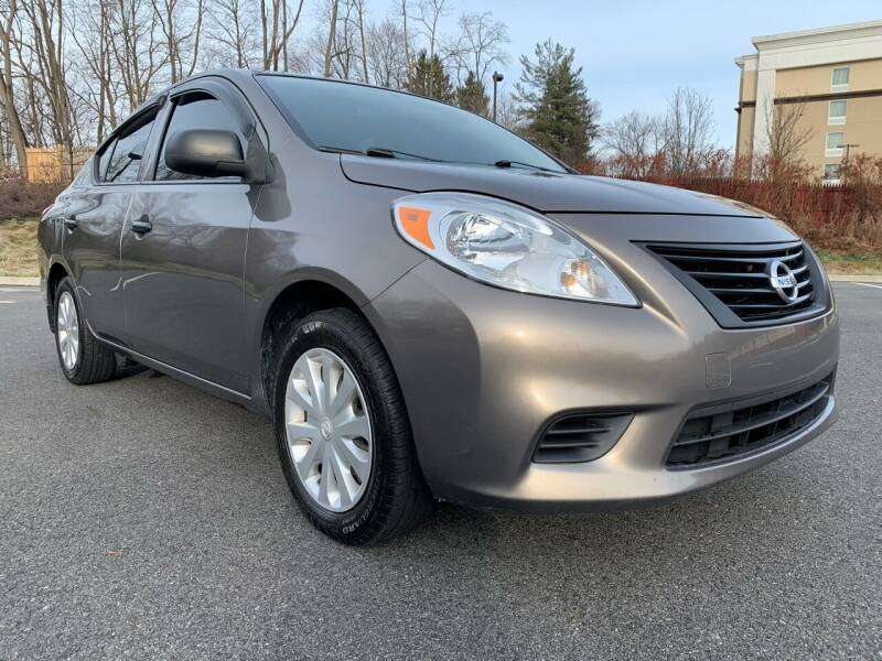 2014 Nissan Versa for sale at Auto Warehouse in Poughkeepsie NY