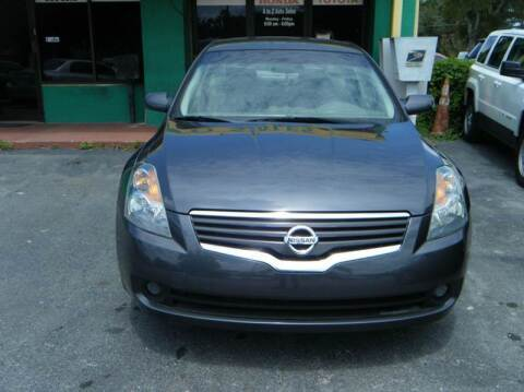 2009 Nissan Altima for sale at A To Z Auto Sales in Apopka FL