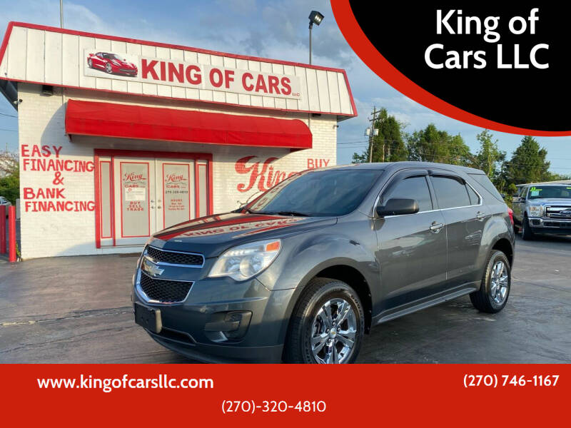 2011 Chevrolet Equinox for sale at King of Cars LLC in Bowling Green KY