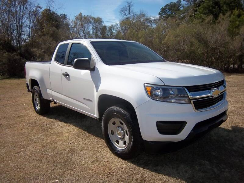 2016 Chevrolet Colorado Extended Cab for sale at Venture Auto Sales Inc in Augusta GA