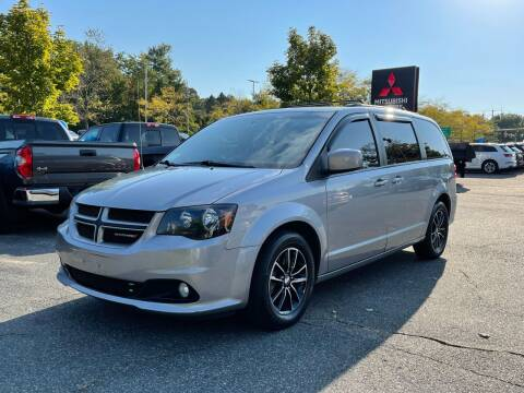 2018 Dodge Grand Caravan for sale at Midstate Auto Group in Auburn MA