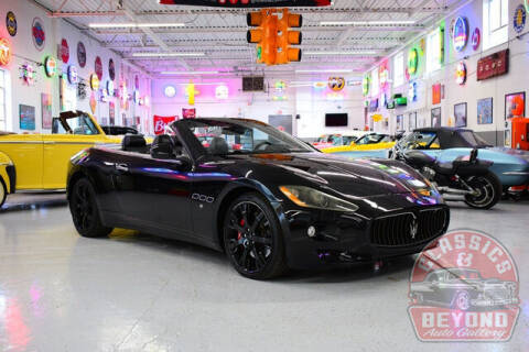 2011 Maserati GranTurismo for sale at Classics and Beyond Auto Gallery in Wayne MI