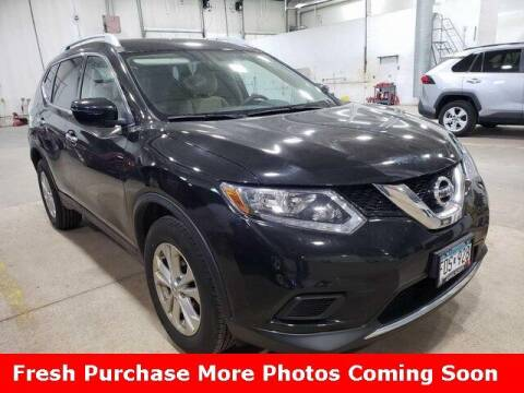 2016 Nissan Rogue for sale at Nyhus Family Sales in Perham MN