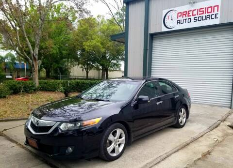 2010 Acura TSX for sale at Precision Auto Source in Jacksonville FL