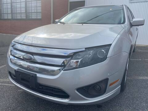 2010 Ford Fusion for sale at Atlanta's Best Auto Brokers in Marietta GA