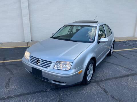 2001 Volkswagen Jetta for sale at Carland Auto Sales INC. in Portsmouth VA