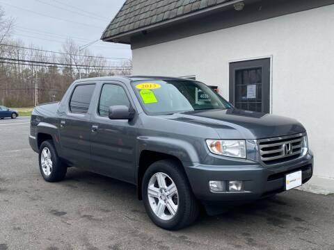 2013 Honda Ridgeline for sale at Vantage Auto Group in Tinton Falls NJ