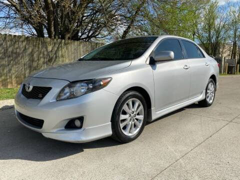 2010 Toyota Corolla for sale at Harold Cummings Auto Sales in Henderson KY