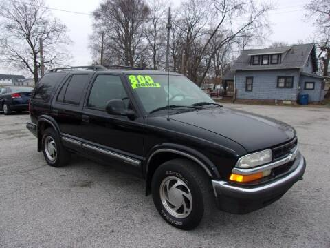 1998 Chevrolet Blazer for sale at Car Credit Auto Sales in Terre Haute IN