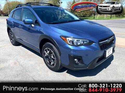2019 Subaru Crosstrek for sale at Phinney's Automotive Center in Clayton NY