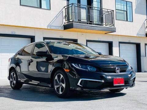 2019 Honda Civic for sale at Avanesyan Motors in Orem UT