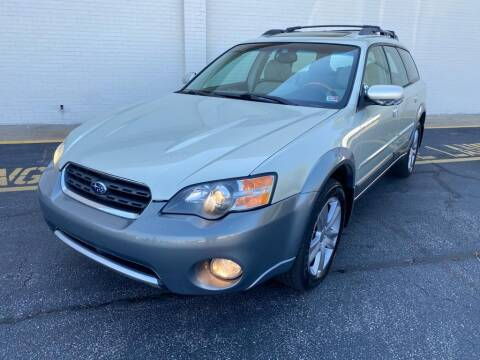 2005 Subaru Outback for sale at Carland Auto Sales INC. in Portsmouth VA