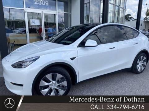 2021 Tesla Model Y for sale at Mike Schmitz Automotive Group in Dothan AL