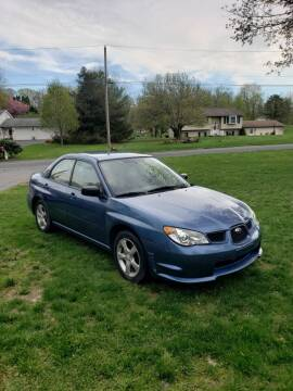 2007 Subaru Impreza for sale at Alpine Auto Sales in Carlisle PA