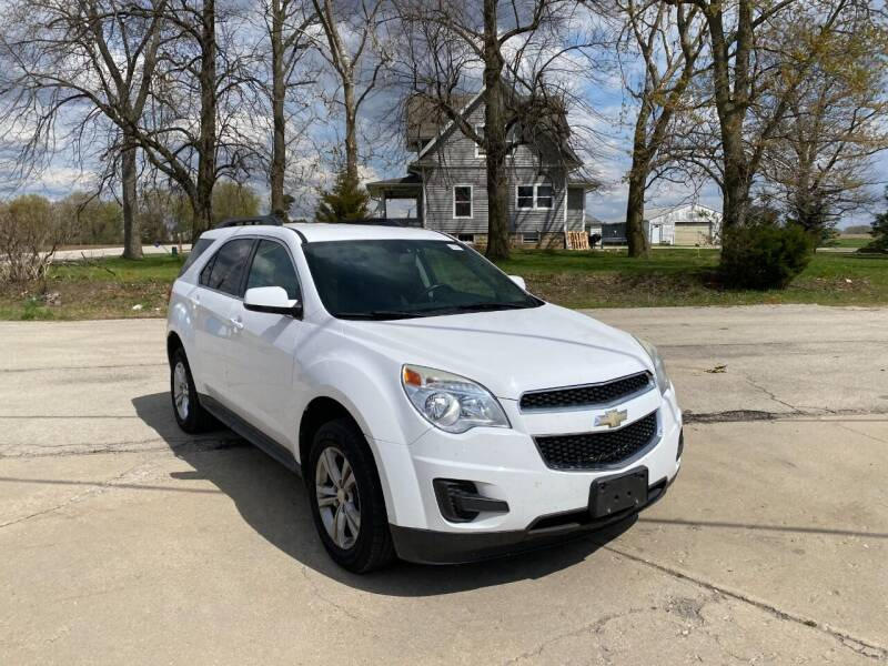 2010 Chevrolet Equinox for sale at Newark Rides in Newark IL