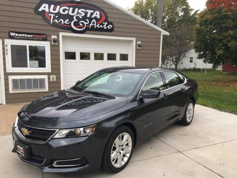 2019 Chevrolet Impala for sale at Augusta Tire & Auto in Augusta WI