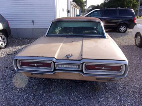 1964 Ford Thunderbird for sale at VANDALIA AUTO SALES in Vandalia MO