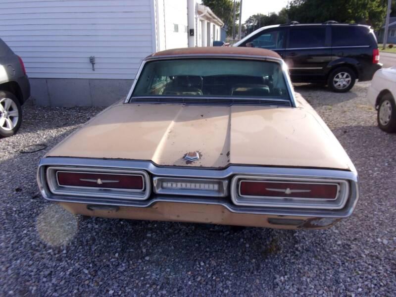 1964 Ford Thunderbird for sale at VANDALIA AUTO SALES in Vandalia MO