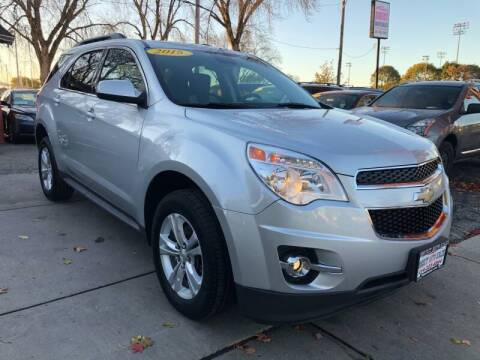 2015 Chevrolet Equinox for sale at Direct Auto Sales in Milwaukee WI