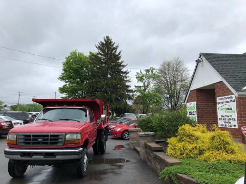 1994 Ford F-450 for sale at Direct Sales & Leasing in Youngstown OH