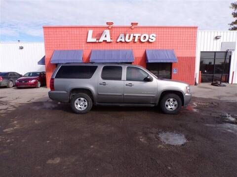 2008 Chevrolet Suburban for sale at L A AUTOS in Omaha NE