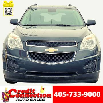 2014 Chevrolet Equinox for sale at Credit Connection Auto Sales in Midwest City OK
