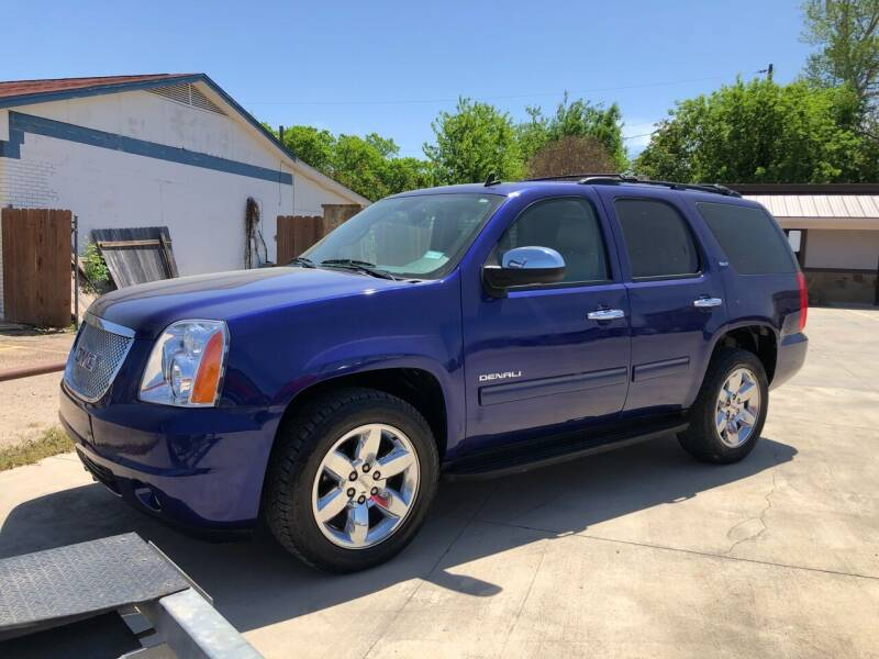 2010 GMC Yukon for sale at Texas Auto Broker in Killeen TX