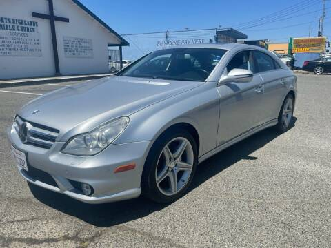 2011 Mercedes-Benz CLS for sale at All Cars & Trucks in North Highlands CA