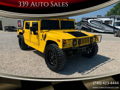 2003 HUMMER H1 for sale at 339 Auto Sales in Belpre OH
