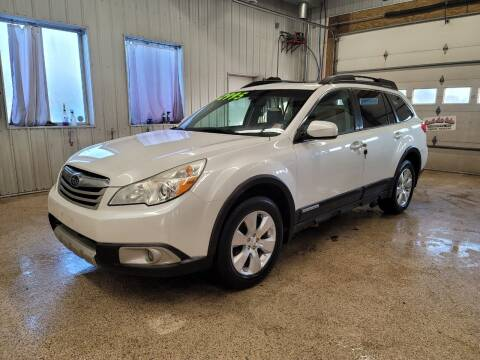 2011 Subaru Outback for sale at Sand's Auto Sales in Cambridge MN
