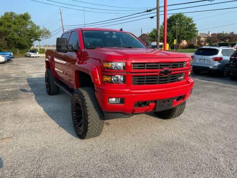 2014 Chevrolet Silverado 1500 for sale at LLANOS AUTO SALES LLC in Dallas TX