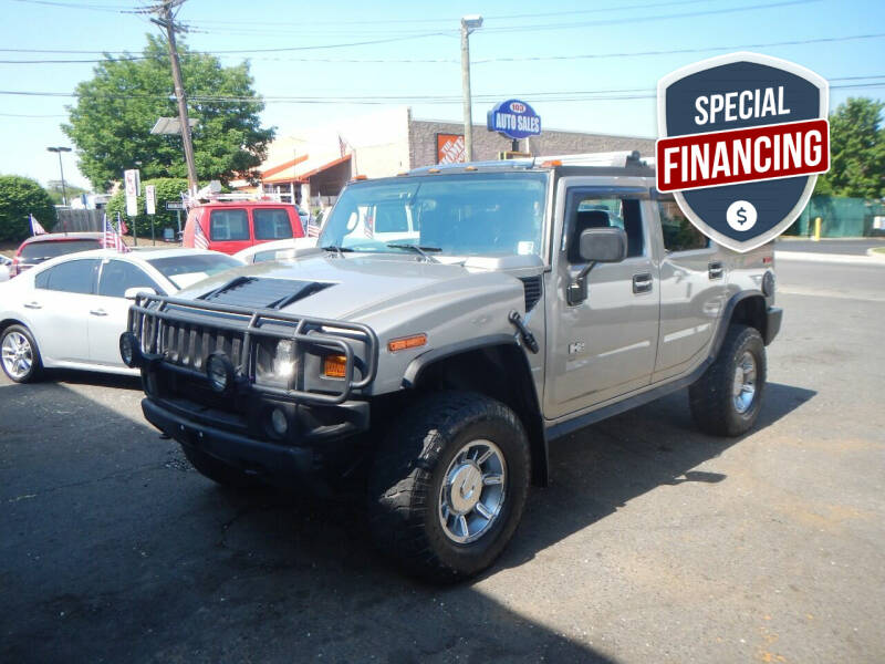 2005 HUMMER H2 SUT for sale at 103 Auto Sales in Bloomfield NJ