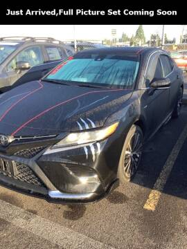 2019 Toyota Camry for sale at Royal Moore Custom Finance in Hillsboro OR