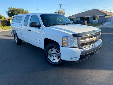 2008 Chevrolet Silverado 1500 for sale at SoCal Motors in Los Alamitos CA