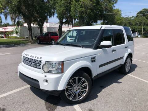2011 Land Rover LR4 for sale at CHECK  AUTO INC. in Tampa FL