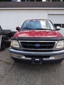 1997 Ford F-150 for sale at Easy Does It Auto Sales in Newark OH