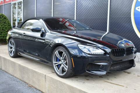 2015 BMW M6 for sale at Alfa Romeo & Fiat of Strongsville in Strongsville OH