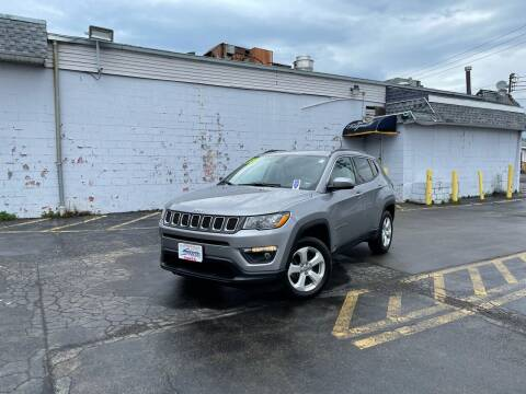 2018 Jeep Compass for sale at Santa Motors Inc in Rochester NY