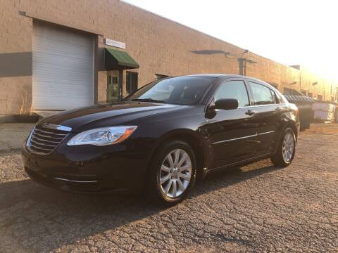 2011 Chrysler 200 for sale at Used Cars 4 You in Serving NY