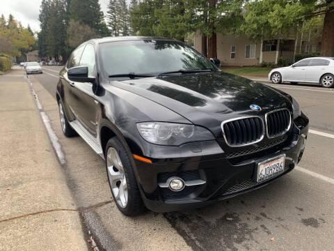 2009 BMW X6 for sale at LG Auto Sales in Rancho Cordova CA