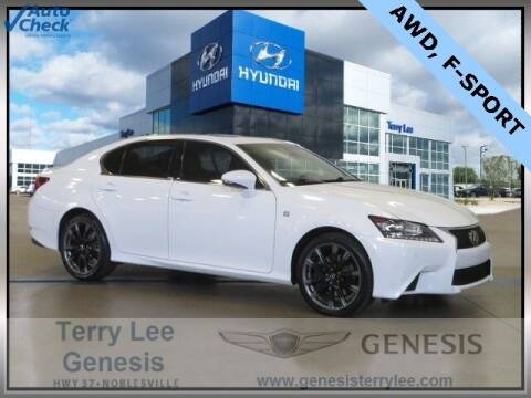 2015 Lexus GS 350 for sale at Terry Lee Hyundai in Noblesville IN