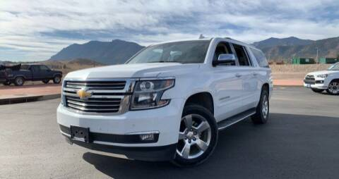 2016 Chevrolet Suburban for sale at Lakeside Auto Brokers Inc. in Colorado Springs CO