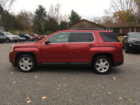 2013 GMC Terrain for sale at Lou Rivers Used Cars in Palmer MA