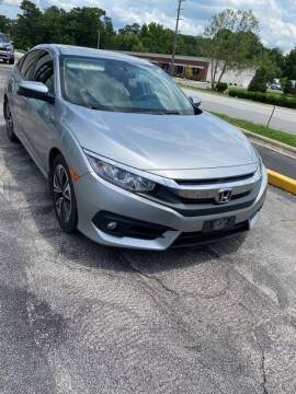 2018 Honda Civic for sale at Riverside Mitsubishi(New Bern Auto Mart) in New Bern NC