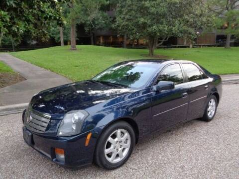2004 Cadillac CTS for sale at Houston Auto Preowned in Houston TX