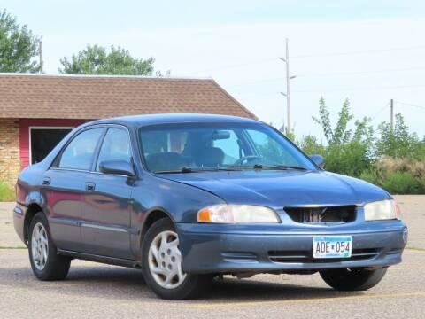 2001 Mazda 626 for sale at Big Man Motors in Farmington MN