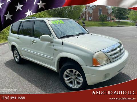 2005 Suzuki XL7 for sale at 6 Euclid Auto LLC in Bristol VA