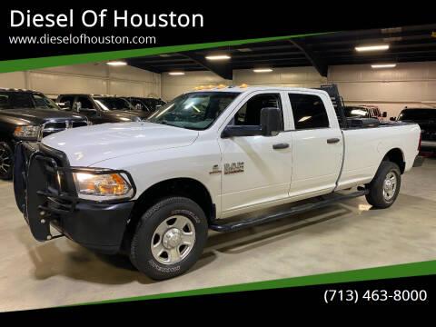 2015 RAM Ram Pickup 2500 for sale at Diesel Of Houston in Houston TX