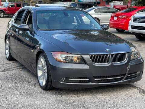2007 BMW 3 Series for sale at AWESOME CARS LLC in Austin TX